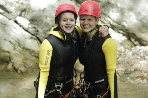 Canyoning Gardasee ladies special