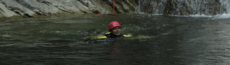 Filmwochenende schwimmend
