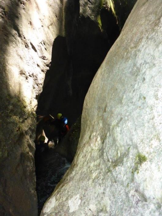 Canyoning Gardasee Vajo dell Orsa eng