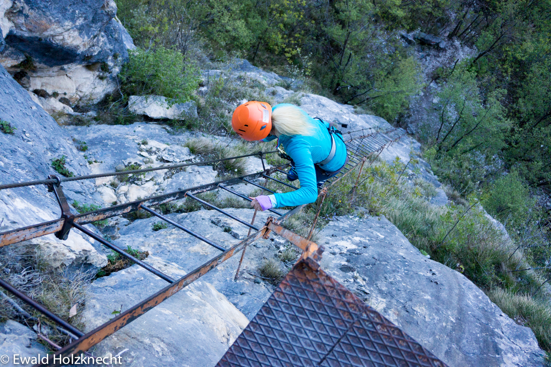 Klettersteig Englisch : Klettersteig röbischlucht montafon at